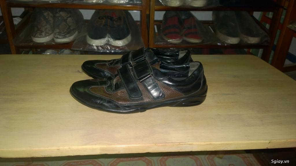 XẢ lô hàng chuyên giầy xuất khẩu tồn kho - 48