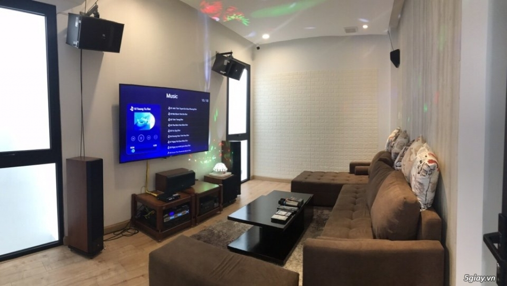 Chuyên Setup Bộ Dàn Karaoke Cao Cấp | Loa, ampli, main power,..