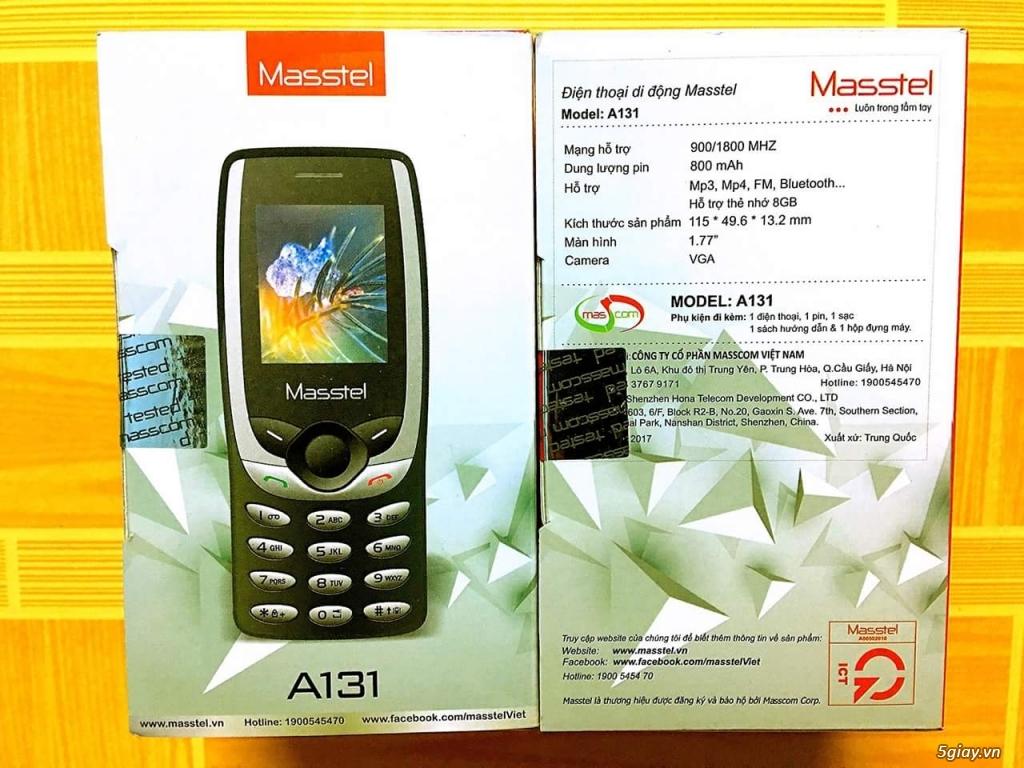 Masstel A131 hàng công ty Mới100% Fullbox, BH 12T siêu rẻ.Có giao tới - 4