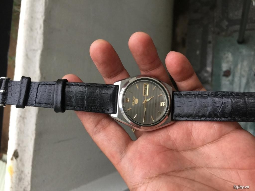 Đồng hồ Seiko nam chính hãng nguyên zin