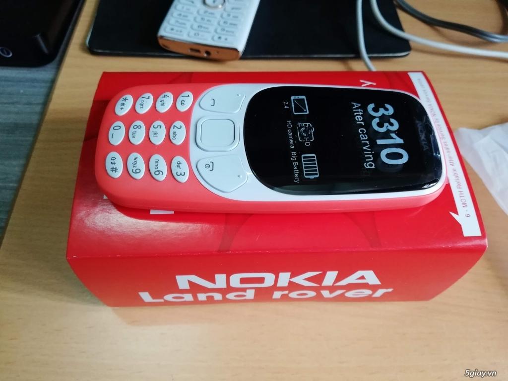 Bán điện thoại 3310 full box mới 100%
