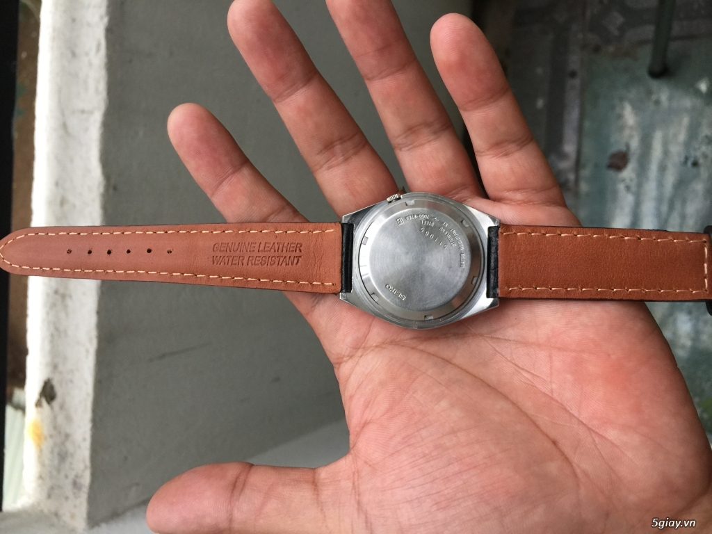 Đồng hồ Seiko nam chính hãng nguyên zin - 1