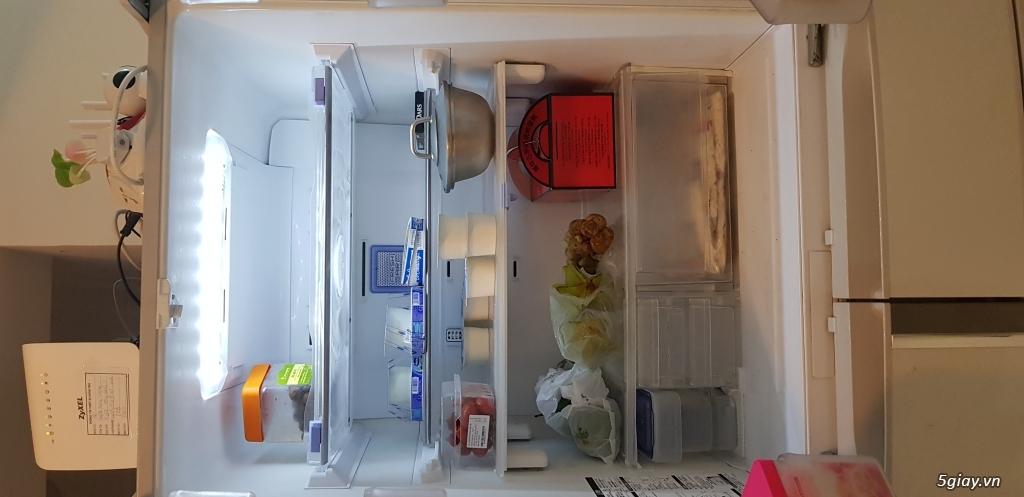 CN cần thanh lý gấp Tủ lạnh nội địa nhật 520lit, 6 cánh, còn mới