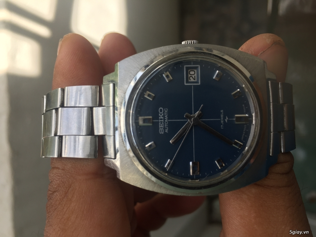 Đồng hồ nam Seiko Automatic