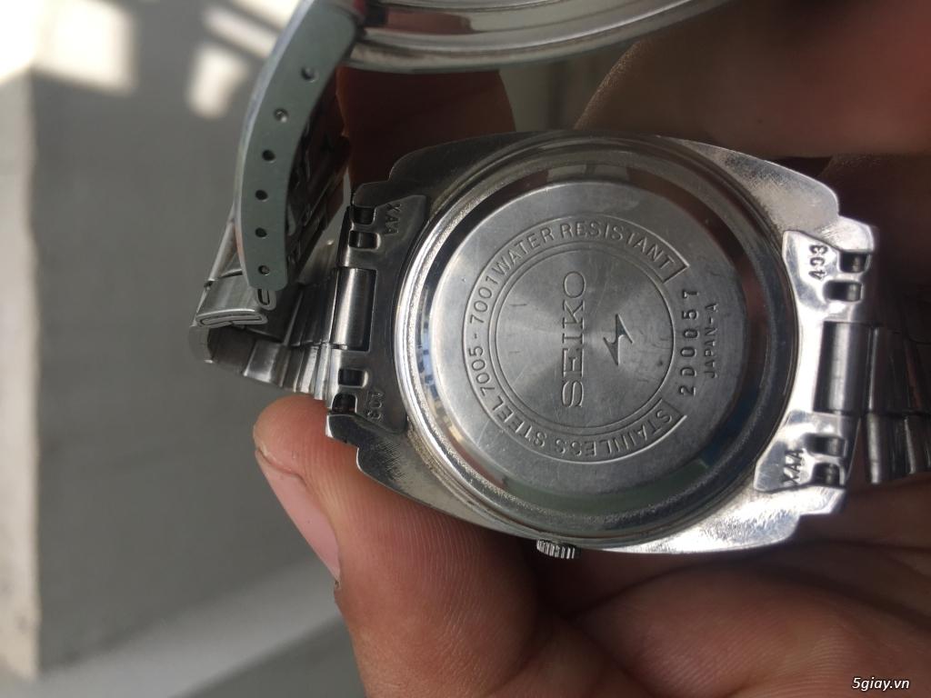 Đồng hồ nam Seiko Automatic - 1