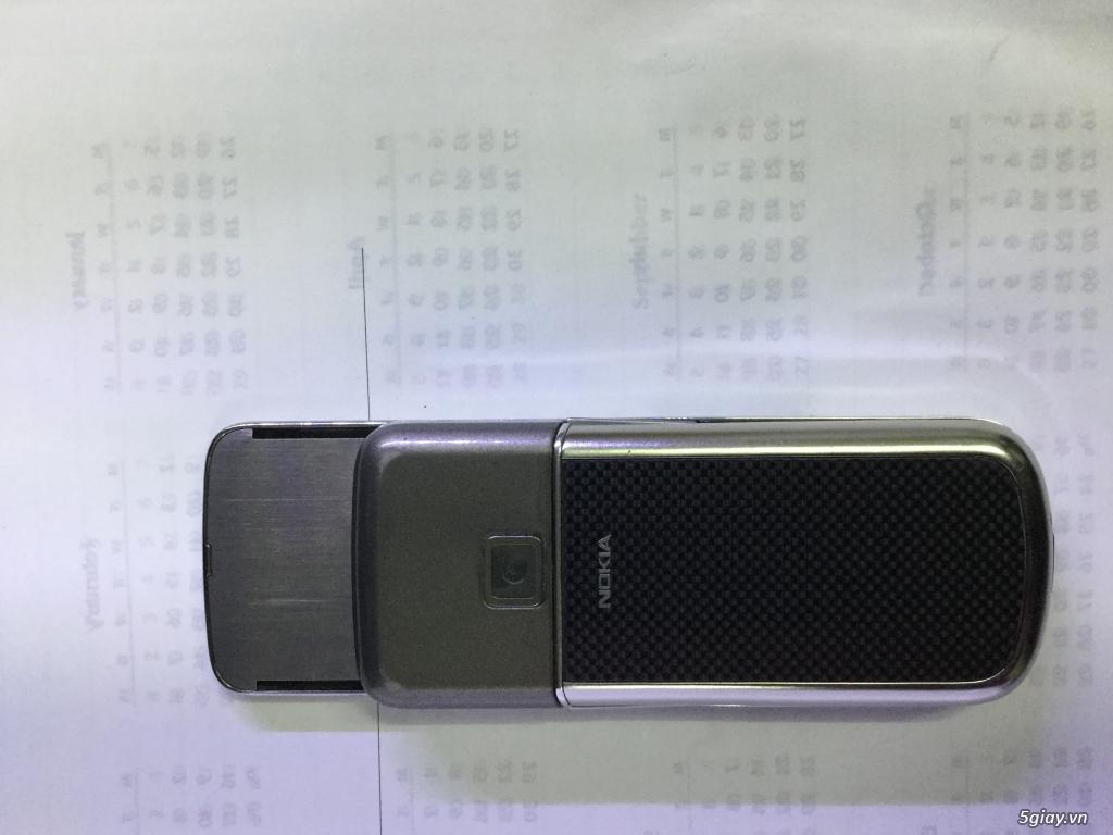 Nokia 8800 carbon zin - 1