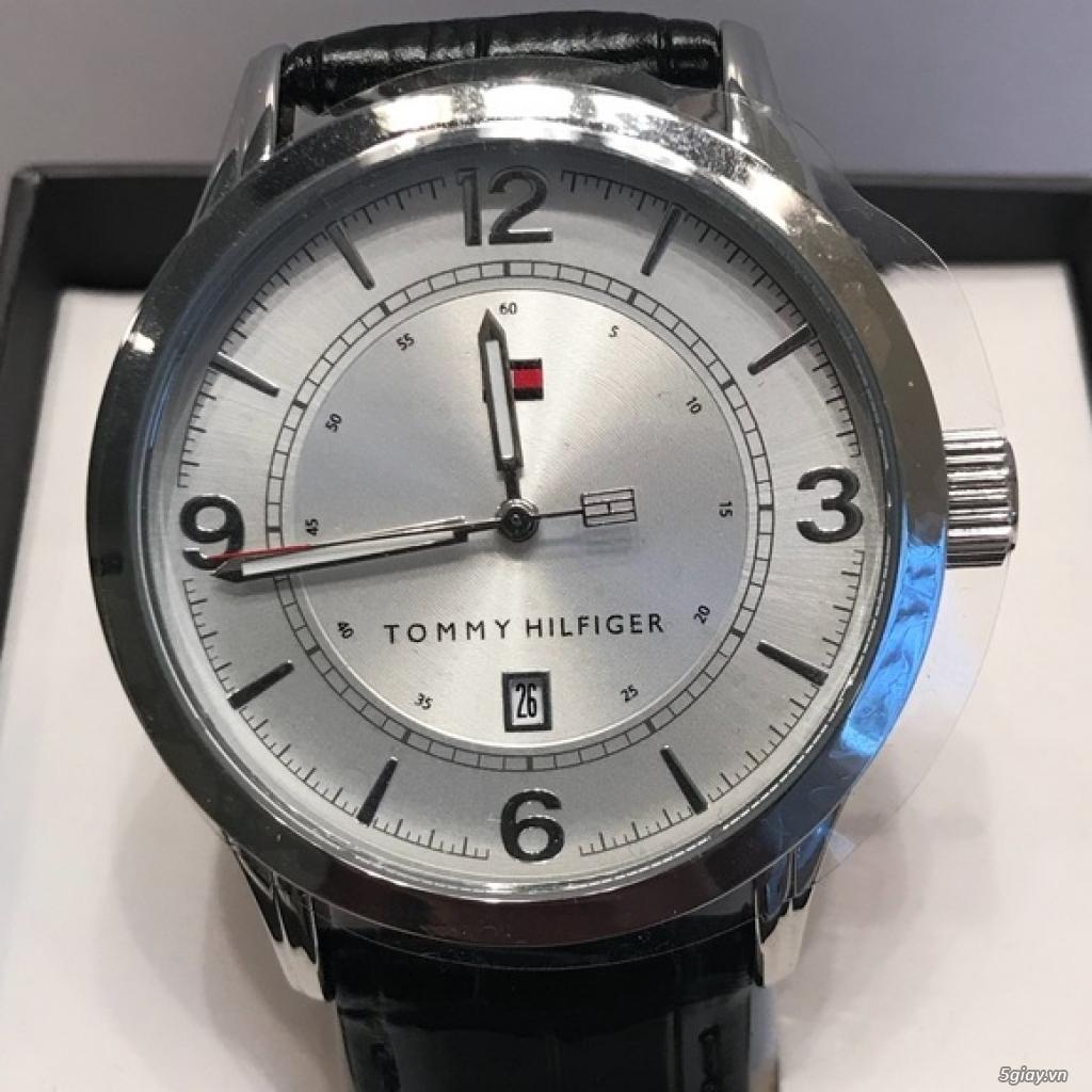 Đồng hồ chính hãng của Mỹ dư xài máy pin Quazt , máy tự động Automatic - 22