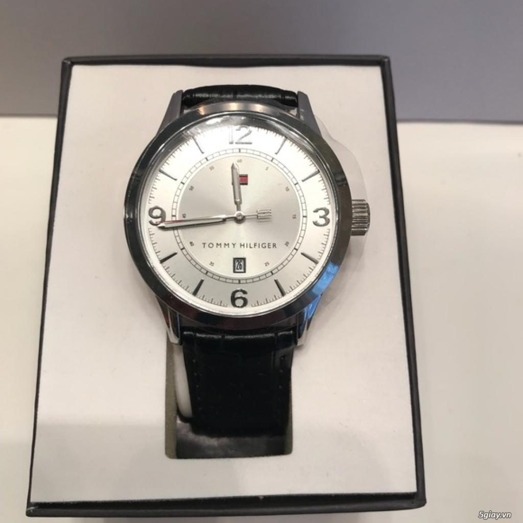 Đồng hồ chính hãng của Mỹ dư xài máy pin Quazt , máy tự động Automatic - 23
