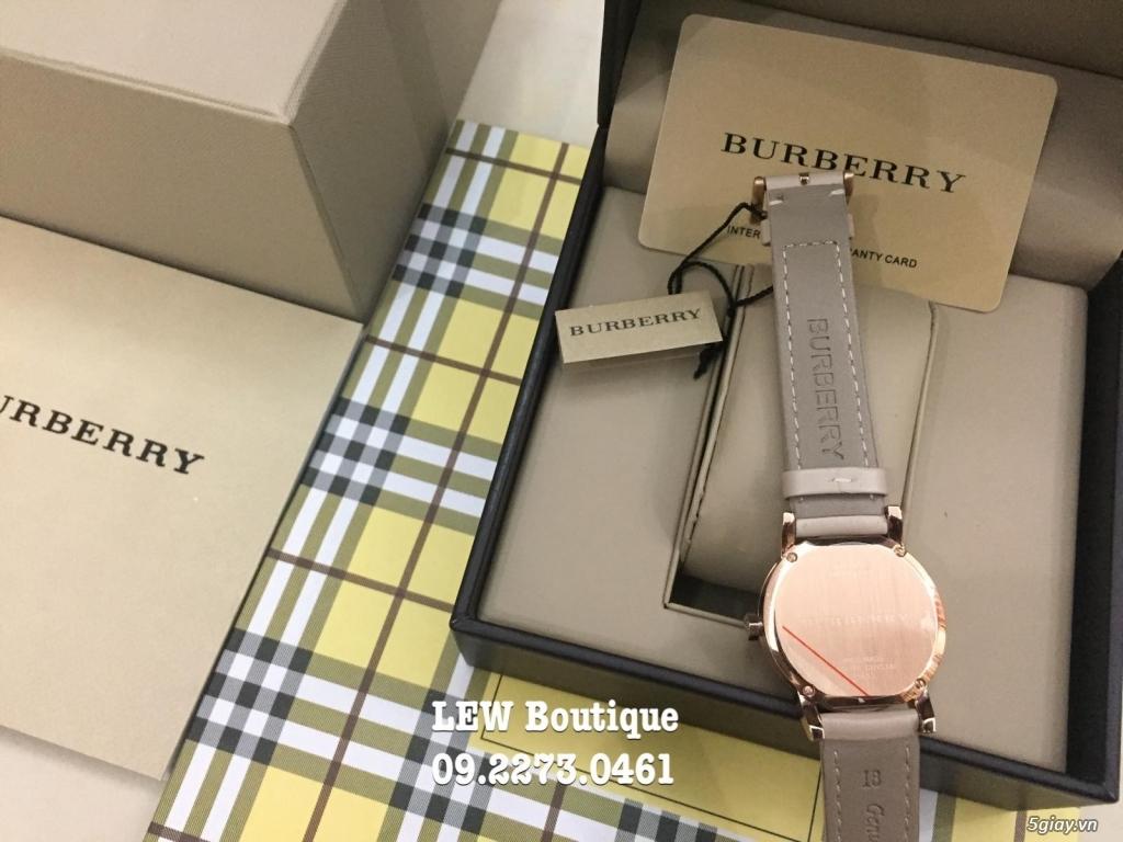 LEW, chuyên đồng hồ Burberry chính hãng và các ĐH thương hiệu - 27