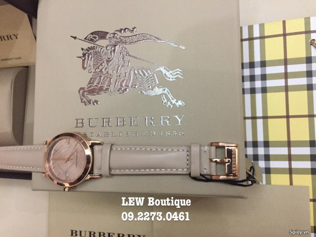 LEW, chuyên đồng hồ Burberry chính hãng và các ĐH thương hiệu - 26