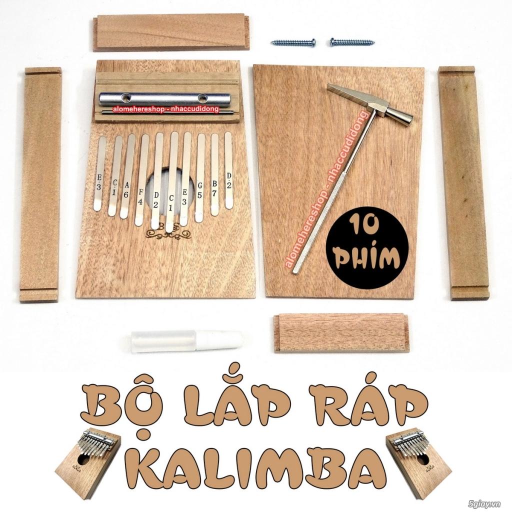 [Kalimba Shop] Chuyên các loại đàn Kalimba 10 15 17 phím, phụ kiện DIY - 2