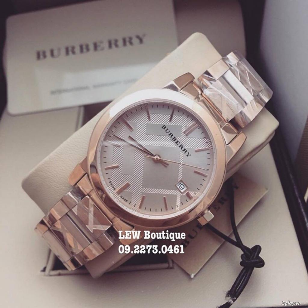 LEW, chuyên đồng hồ Burberry chính hãng và các ĐH thương hiệu - 24