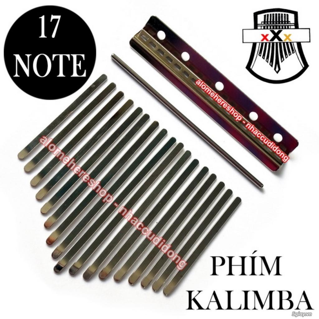 [Kalimba Shop] Chuyên các loại đàn Kalimba 10 15 17 phím, phụ kiện DIY - 1