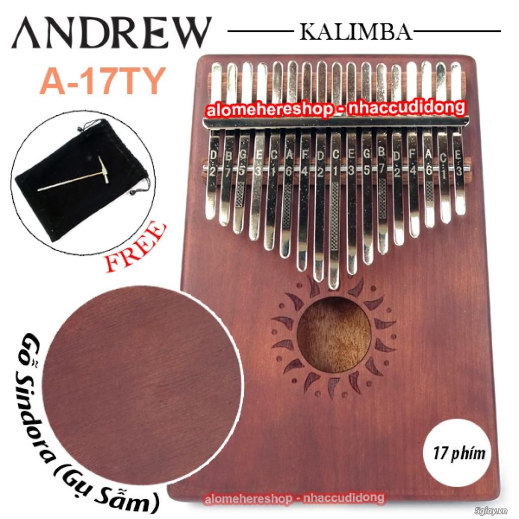 [Kalimba Shop] Chuyên các loại đàn Kalimba 10 15 17 phím, phụ kiện DIY - 5