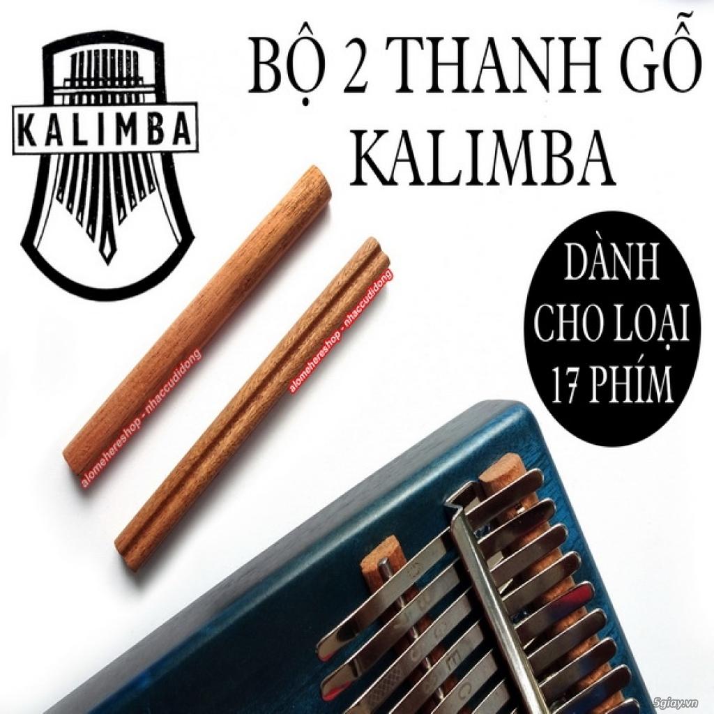 [Kalimba Shop] Chuyên các loại đàn Kalimba 10 15 17 phím, phụ kiện DIY - 4