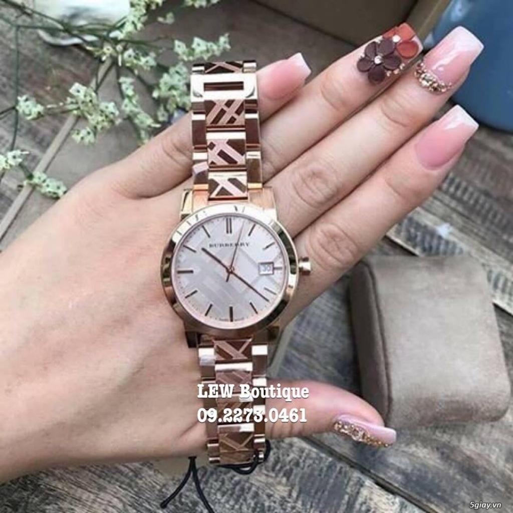 LEW, chuyên đồng hồ Burberry chính hãng và các ĐH thương hiệu - 25