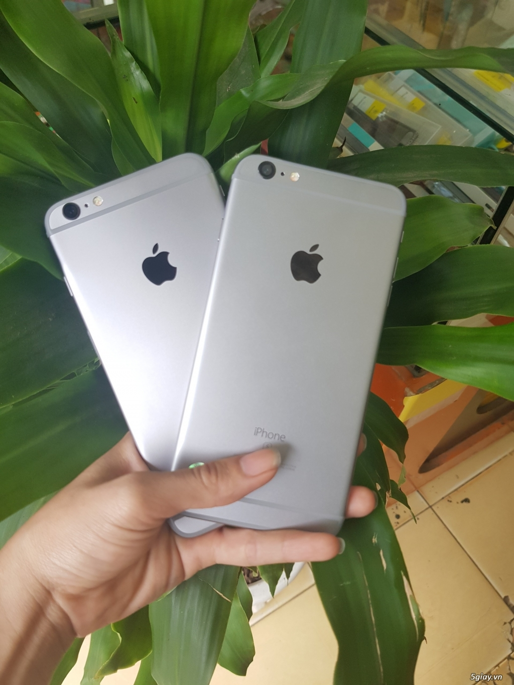 iphone 6s plus 16gb - 4