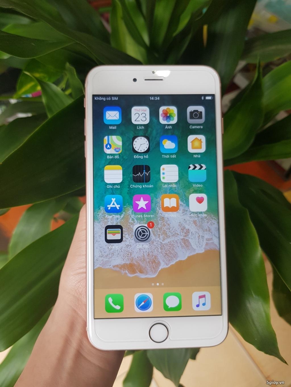 iphone 6 plus 16gb lên vỏ 8plud