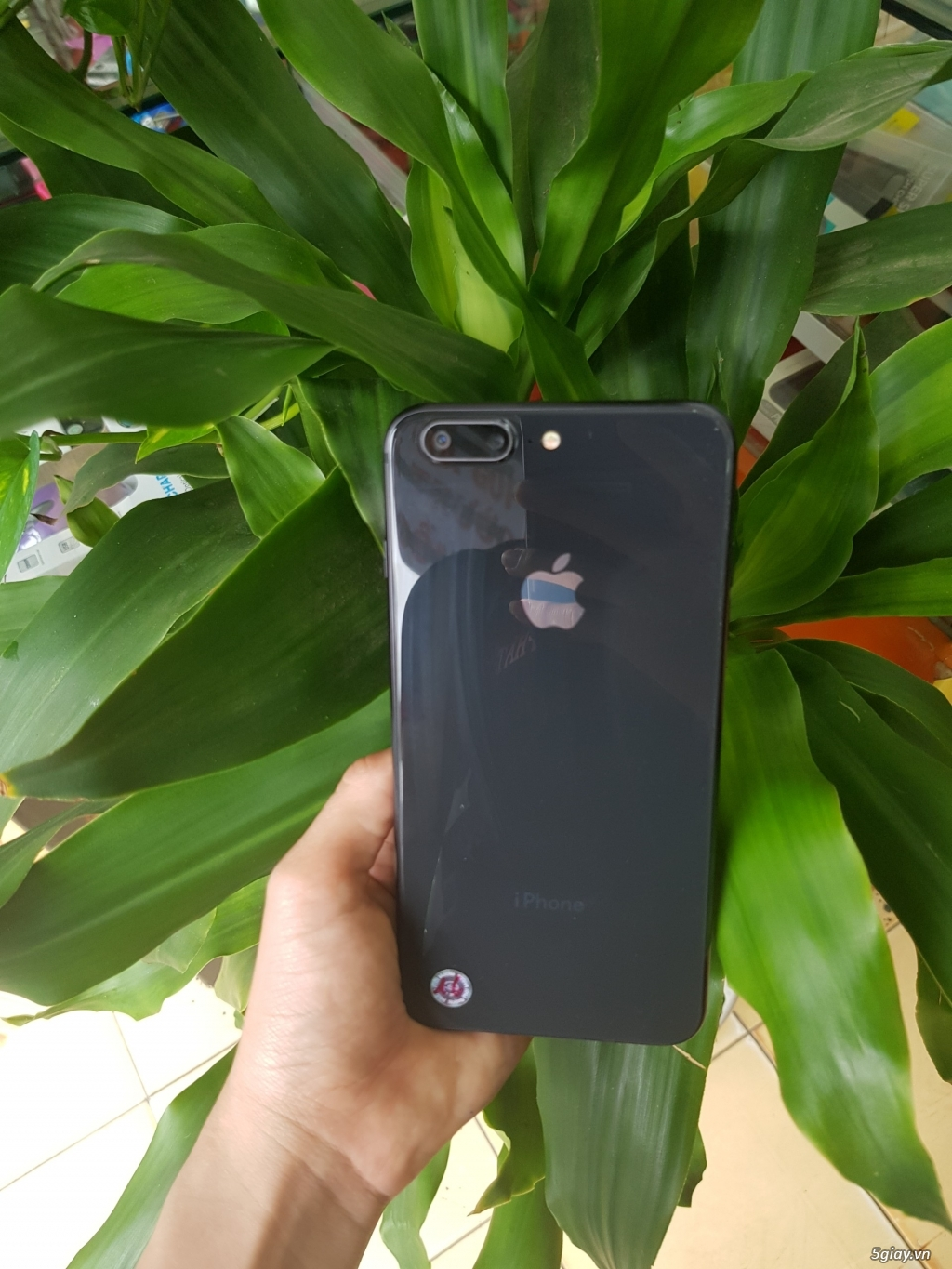 iphone 6 plus 16gb lên vỏ 8plud - 3