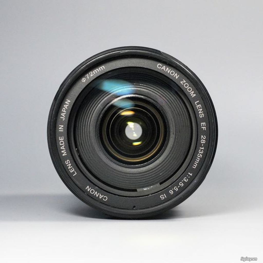 Ít sử dụng cần ra đi Canon 28-135mm F3.5-4.5 IS USM 98% - 1