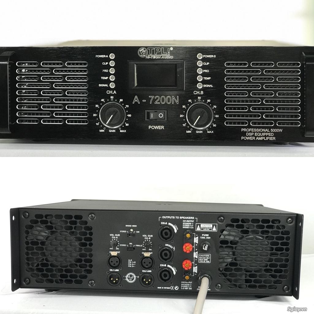 Thiên Phước Lộc Audio : Chuyển sản xuất ampli , loa công suất lớn - 11
