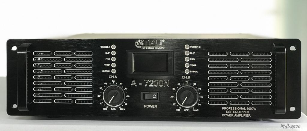 Thiên Phước Lộc Audio : Chuyển sản xuất ampli , loa công suất lớn - 12