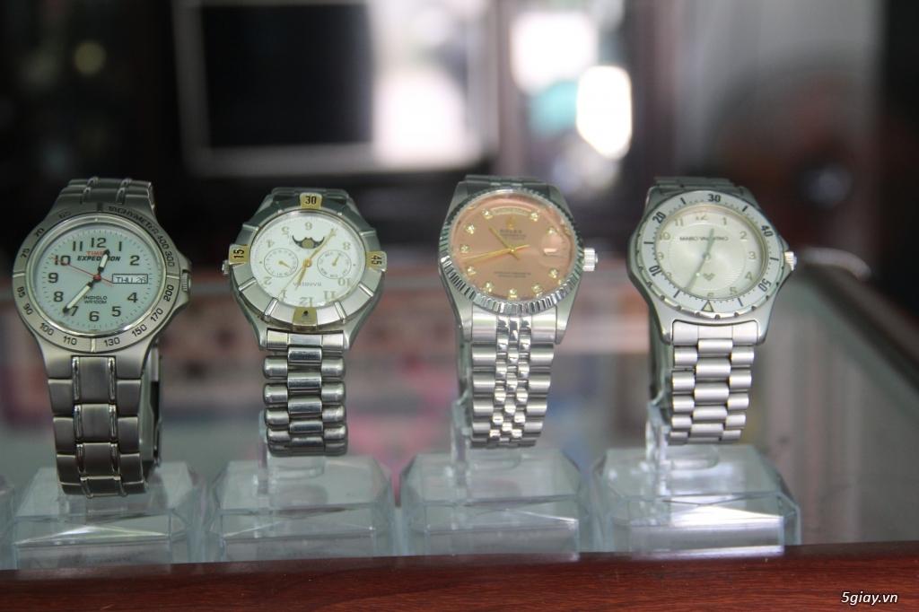Đồng hồ nội địa Nhật giá tốt - 1