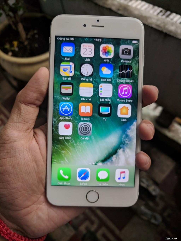 Iphone 6s plus Gray (lock mỹ) Giá tốt