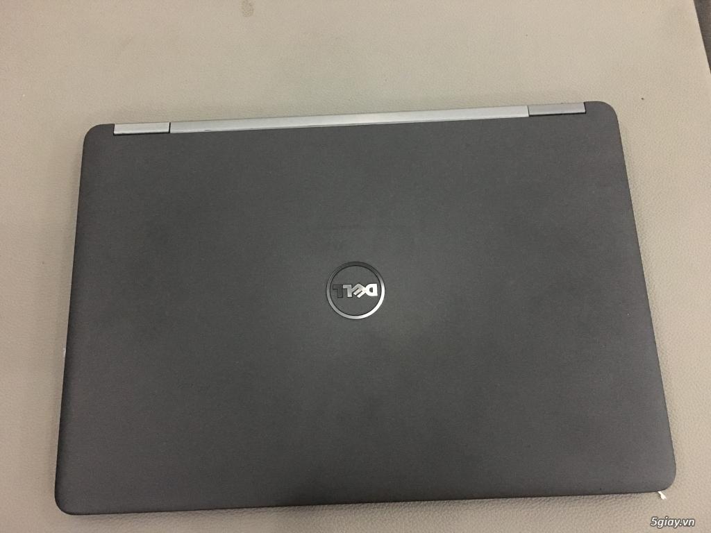Dell Latitude E7270 core i7 6600 ram 8G SSD 256 mới zin 99% - 2