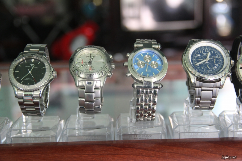 Đồng hồ nội địa Nhật giá tốt - 2