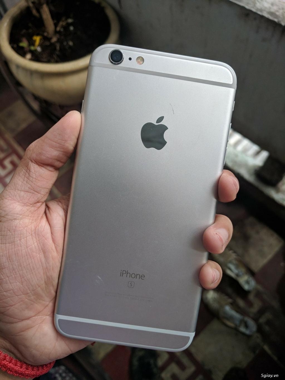 Iphone 6s plus Gray (lock mỹ) Giá tốt - 1