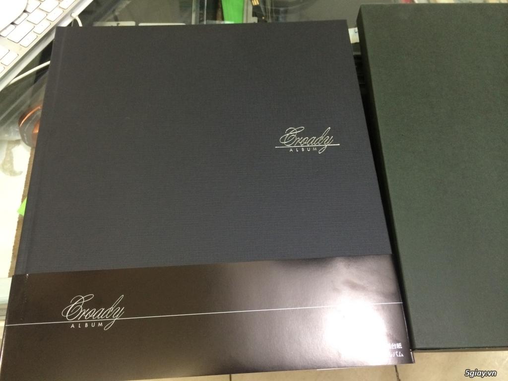 Bán album đựng ảnh cưới hiệu KoKuYo made in Japan giá hot....
