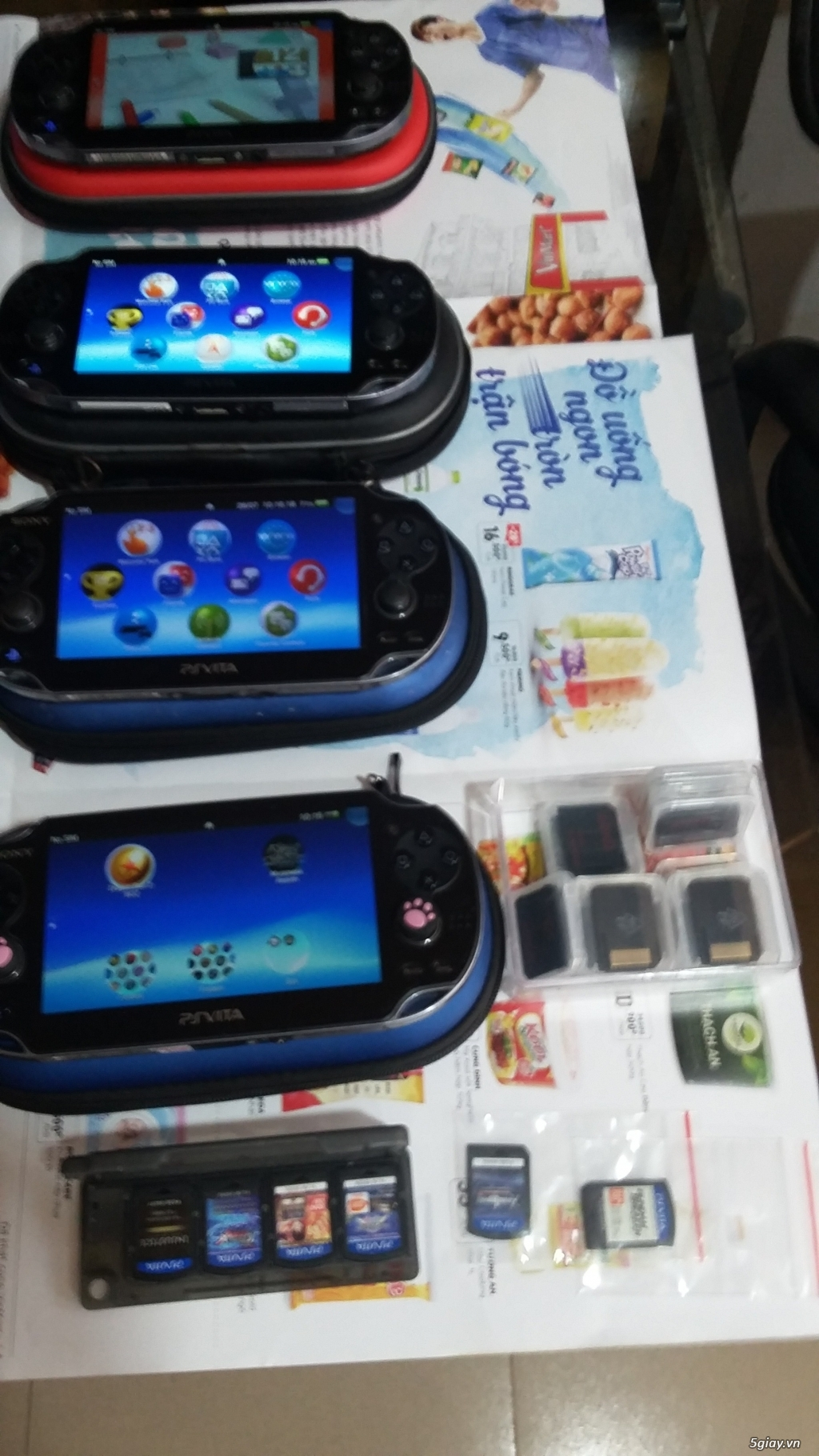 ShopPHUOCLOI: Chuyên mua bán máy game : PS4,PS3,PS2,PS VITA,PSP,XBOX,NINTENDO NEW 2DS ,3DS - 3