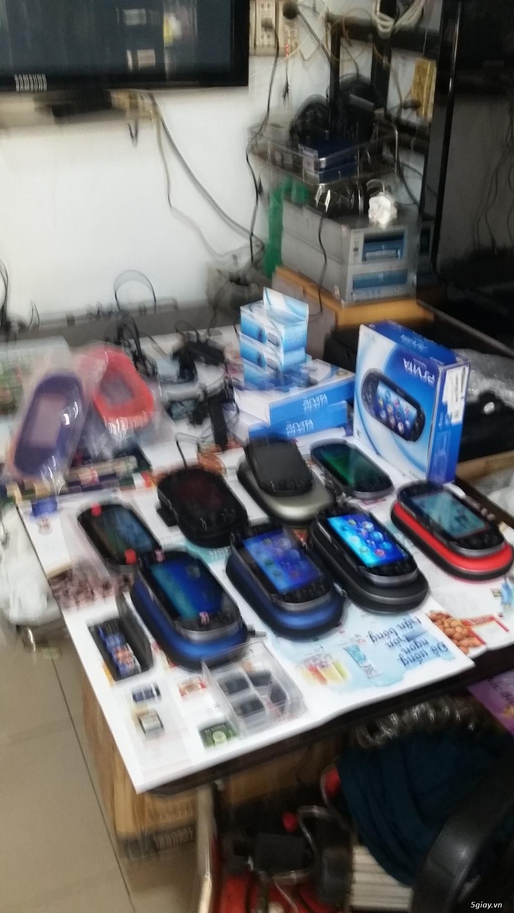 ShopPHUOCLOI: Chuyên mua bán máy game : PS4,PS3,PS2,PS VITA,PSP,XBOX,NINTENDO NEW 2DS ,3DS - 4