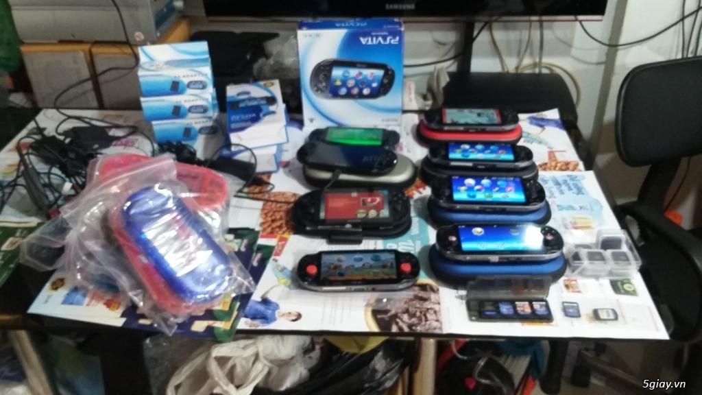 ShopPHUOCLOI: Chuyên mua bán máy game : PS4,PS3,PS2,PS VITA,PSP,XBOX,NINTENDO NEW 2DS ,3DS
