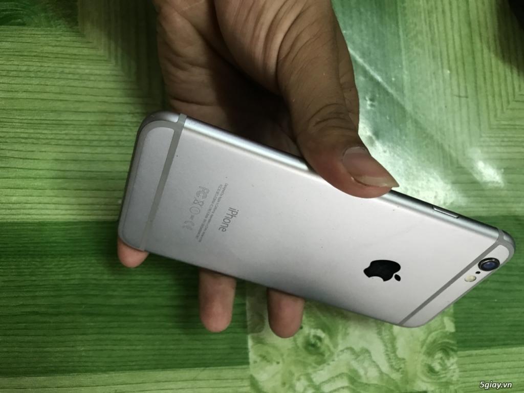 Bán iphone 6 16gb qte 16gb bao quốc tế vĩnh viễn - 1