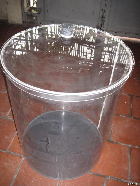 Bể cá cảnh bằng Acylic,PMMA,Polycacbonate,PVC siêu trong, - 4