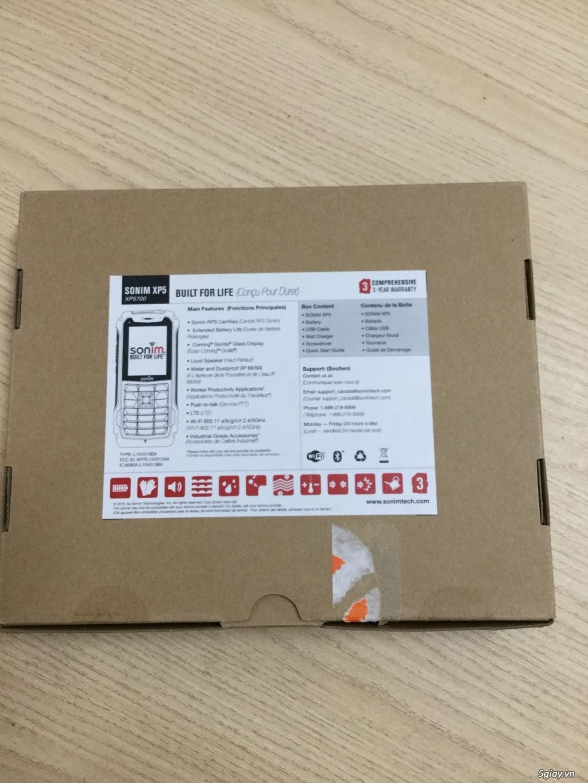 Chuyên mua bán điện thoại SONIM và phụ kiện SONIM nhập từ  UK&USA - 5