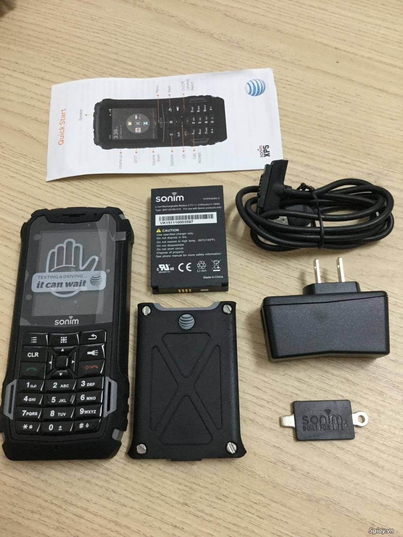 Chuyên mua bán điện thoại SONIM và phụ kiện SONIM nhập từ  UK&USA - 10