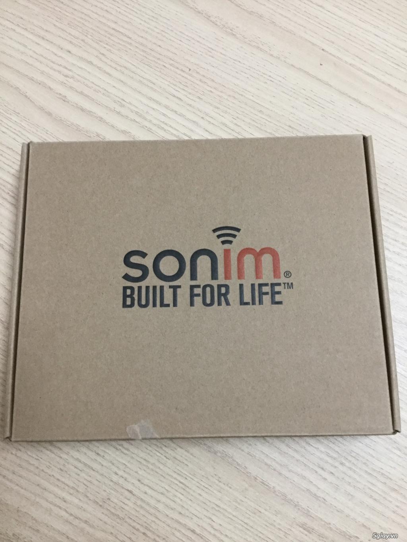 Chuyên mua bán điện thoại SONIM và phụ kiện SONIM nhập từ  UK&USA - 4