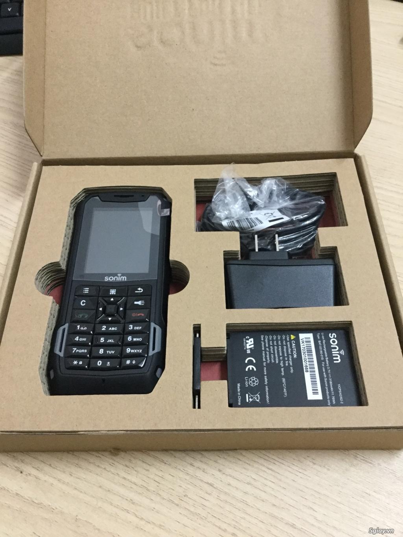 Chuyên mua bán điện thoại SONIM và phụ kiện SONIM nhập từ  UK&USA - 3