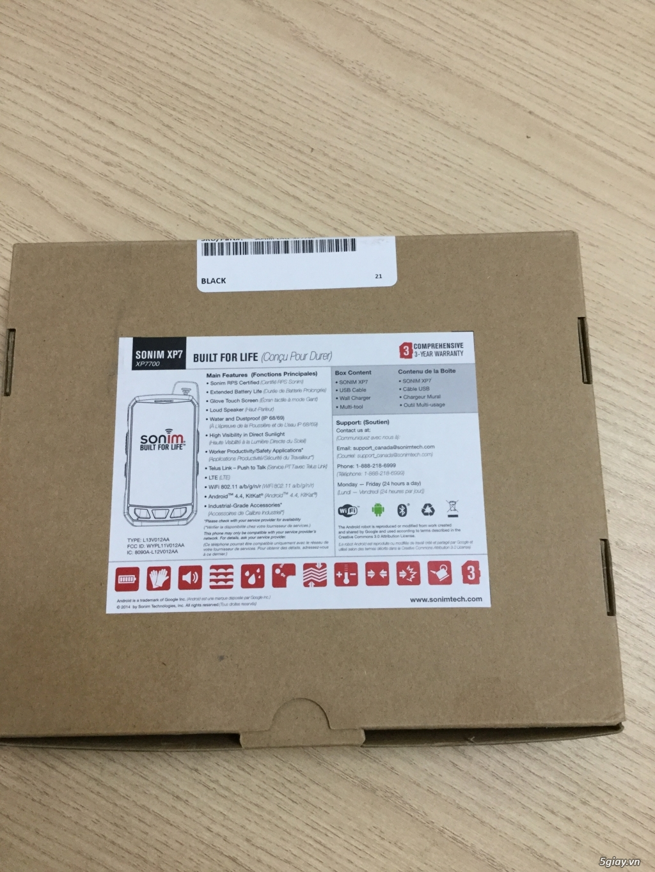 Chuyên mua bán điện thoại SONIM và phụ kiện SONIM nhập từ  UK&USA - 14