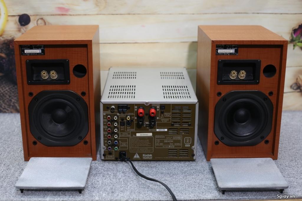 Đầu máy nghe nhạc MINI Nhật đủ các hiệu: Denon, Onkyo, Pioneer, Sony, Sansui, Kenwood - 15