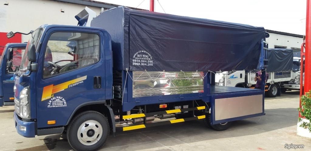 Nơi bán xe tải thùng mui bạt 2,5 tấn Tera240L - 3