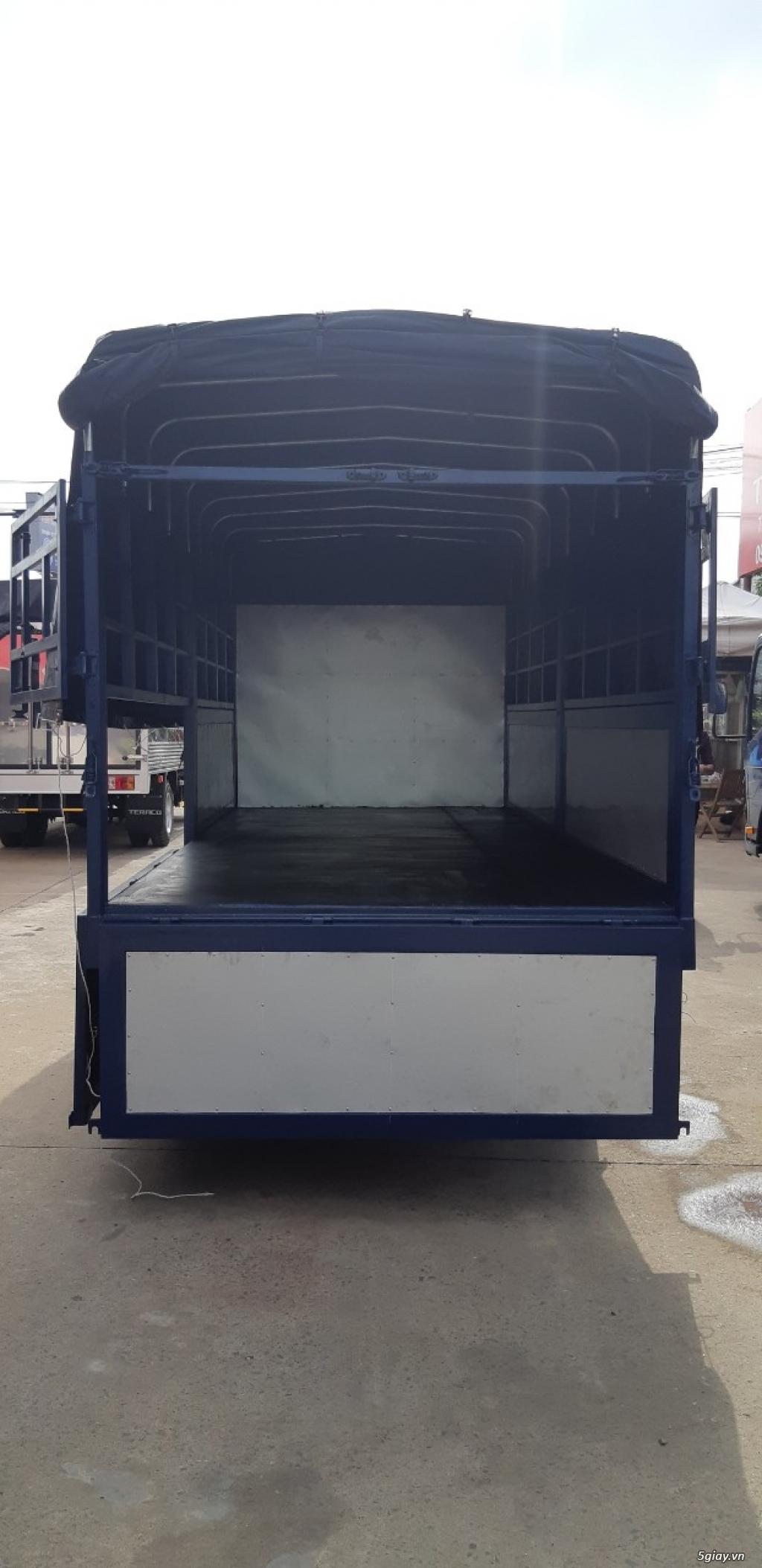 Nơi bán xe tải thùng mui bạt 2,5 tấn Tera240L - 4