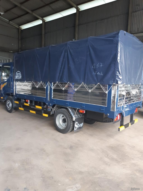 Nơi bán xe tải thùng mui bạt 2,5 tấn Tera240L - 2