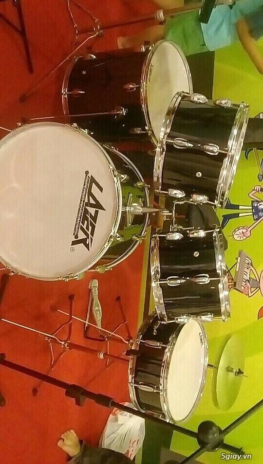 Bán bộ trống jazz drum lazer giá siêu rẻ toàn quốc - 3