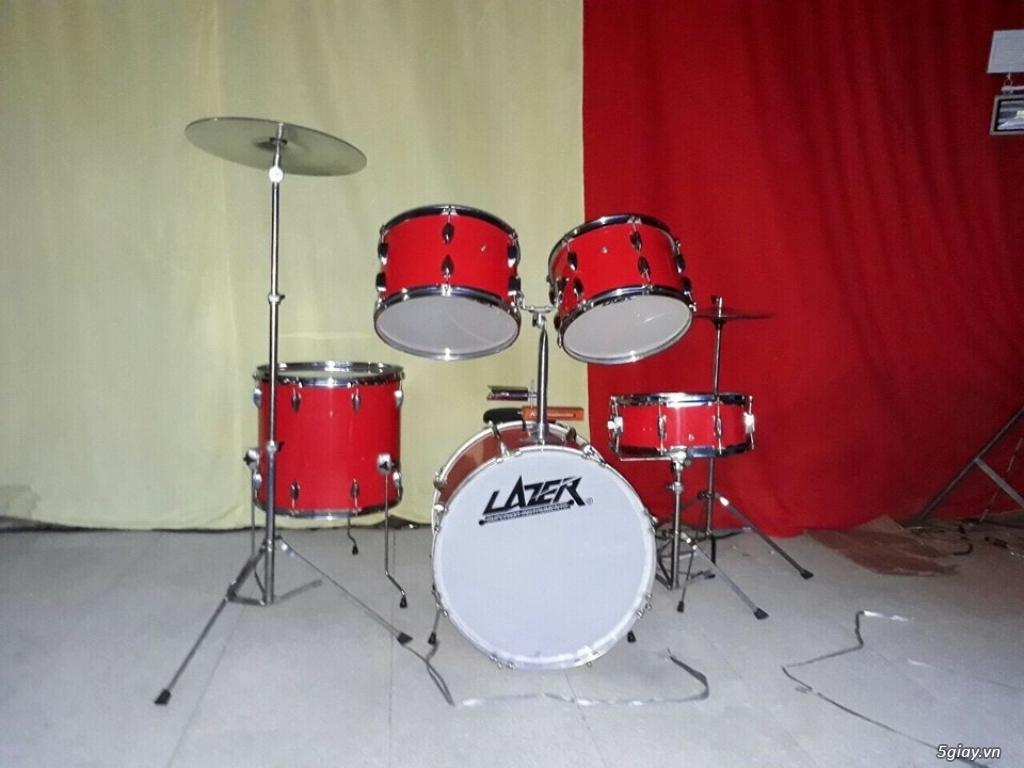 Bán bộ trống jazz drum lazer giá siêu rẻ toàn quốc - 2