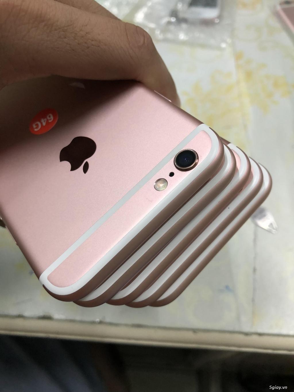 Iphone 6S Lock nhật 64gb. Zin nguyên bản. Bao thợ - 3