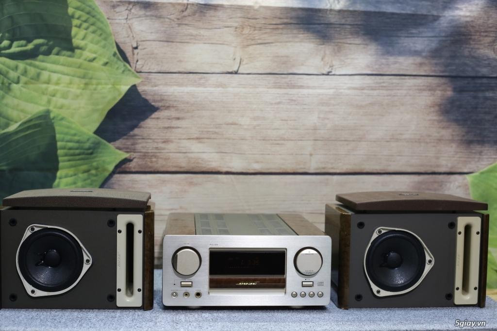 Đầu máy nghe nhạc MINI Nhật đủ các hiệu: Denon, Onkyo, Pioneer, Sony, Sansui, Kenwood - 25